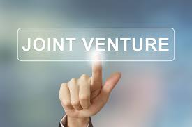 Joint venture pointing