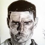 Jack Reacher drawing