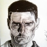Jack Reacher drawing